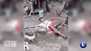 Manok Tinuka Ang Perlas Ni Beshy Funny Videos Compilation