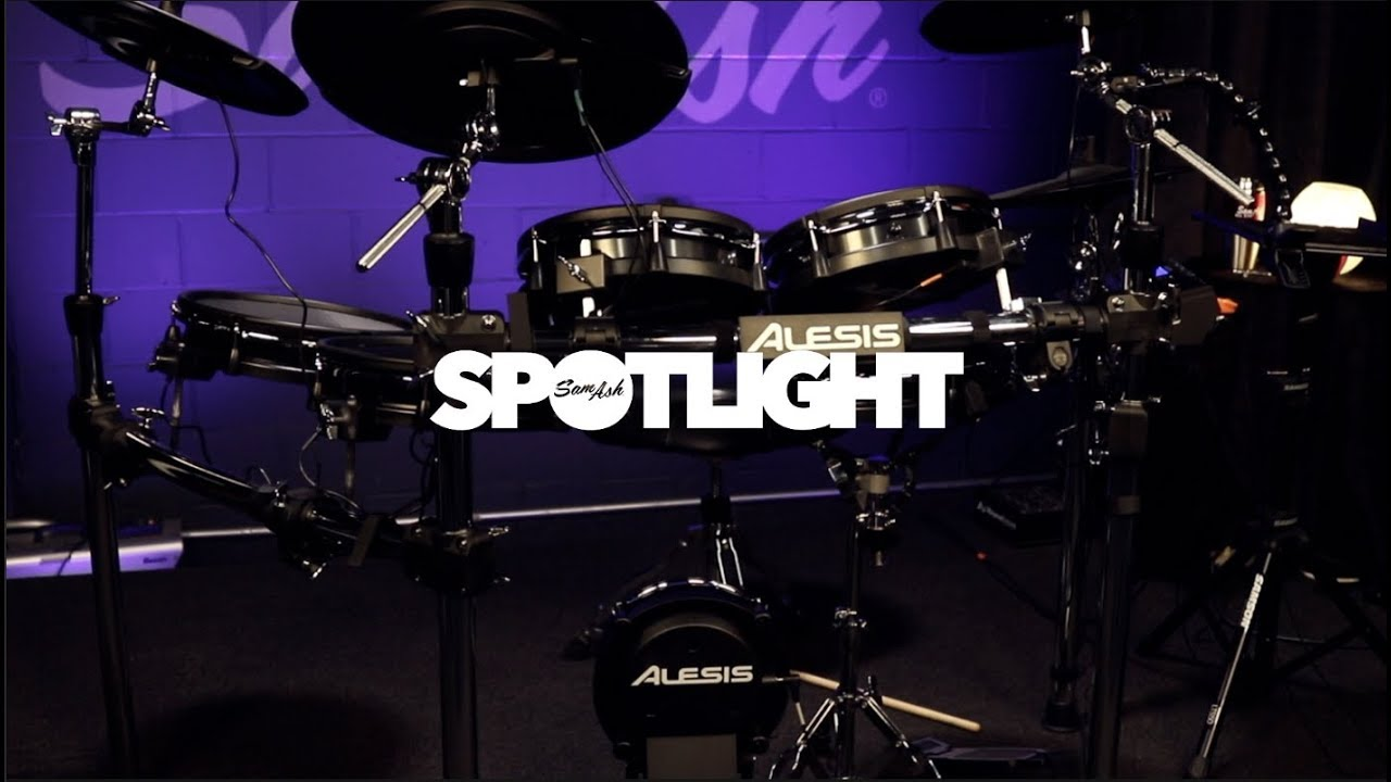 alesis dm10 mkii pro drum kit everything you need to know youtube. Black Bedroom Furniture Sets. Home Design Ideas