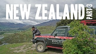 Alam New Zealand Bagus Banget, Ya.