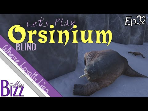 Let's Play ESO Orsinium Ep. 32 - Where Loyalty Lies