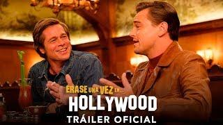 RASE UNA VEZ EN HOLLYWOOD Triler oficial HD en espaol Ya en cines