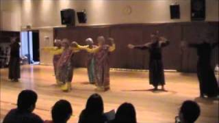 Philippine Folk Dance- Pangalay (Southern Dance)