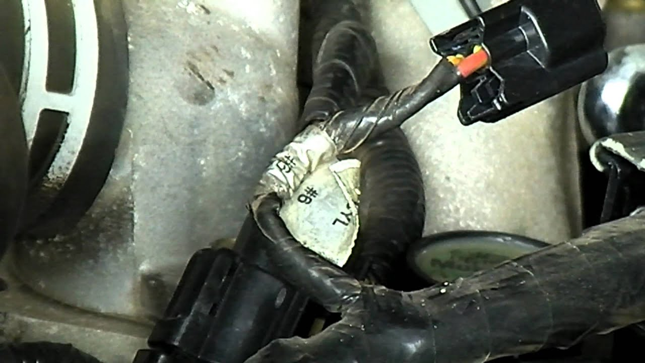 2000 Mustang Fuel Pump Relay Location