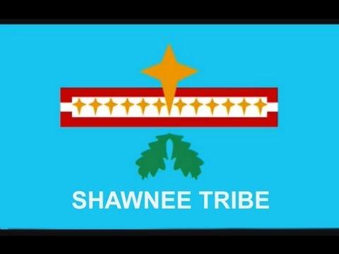 Shawnee Indian/ Native American Nation/tribe