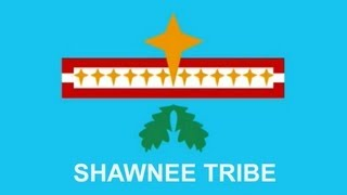 Shawnee Indian/ Native American Nation/tribe