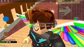 How to have the Rainbow Wings in Roblox /The Tomi923