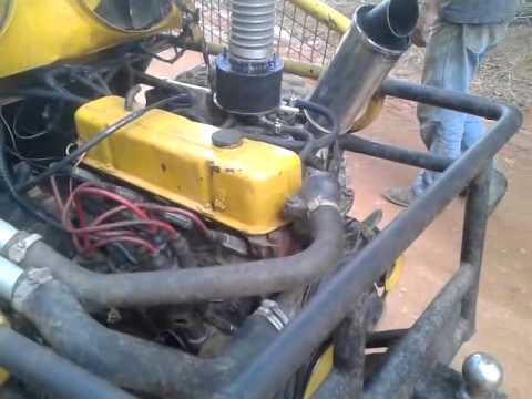 Motor de opala injetado CACONDE-SP