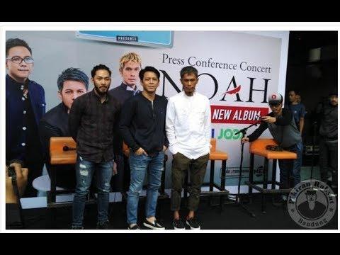 Noah - Road New Album Lanud Sulaiman Bandung 2017