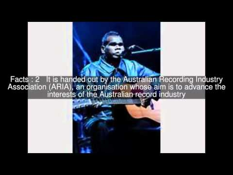 ARIA Award for Best Blues and Roots Album Top  #5 Facts