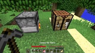 Minecraft sobrevivência sem mods #1
