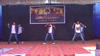 Sambalpuri Group Dance by Boys (Performance 10)