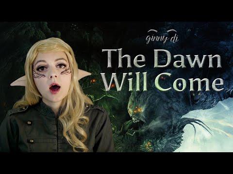 The Dawn Will Come — A Dragon Age: Inquisition cover music video