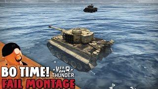 War Thunder - Fail Montage #50
