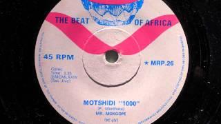 Mr Mokgope - Motshidi 1000 (Sax Jive) (Meropa 26)