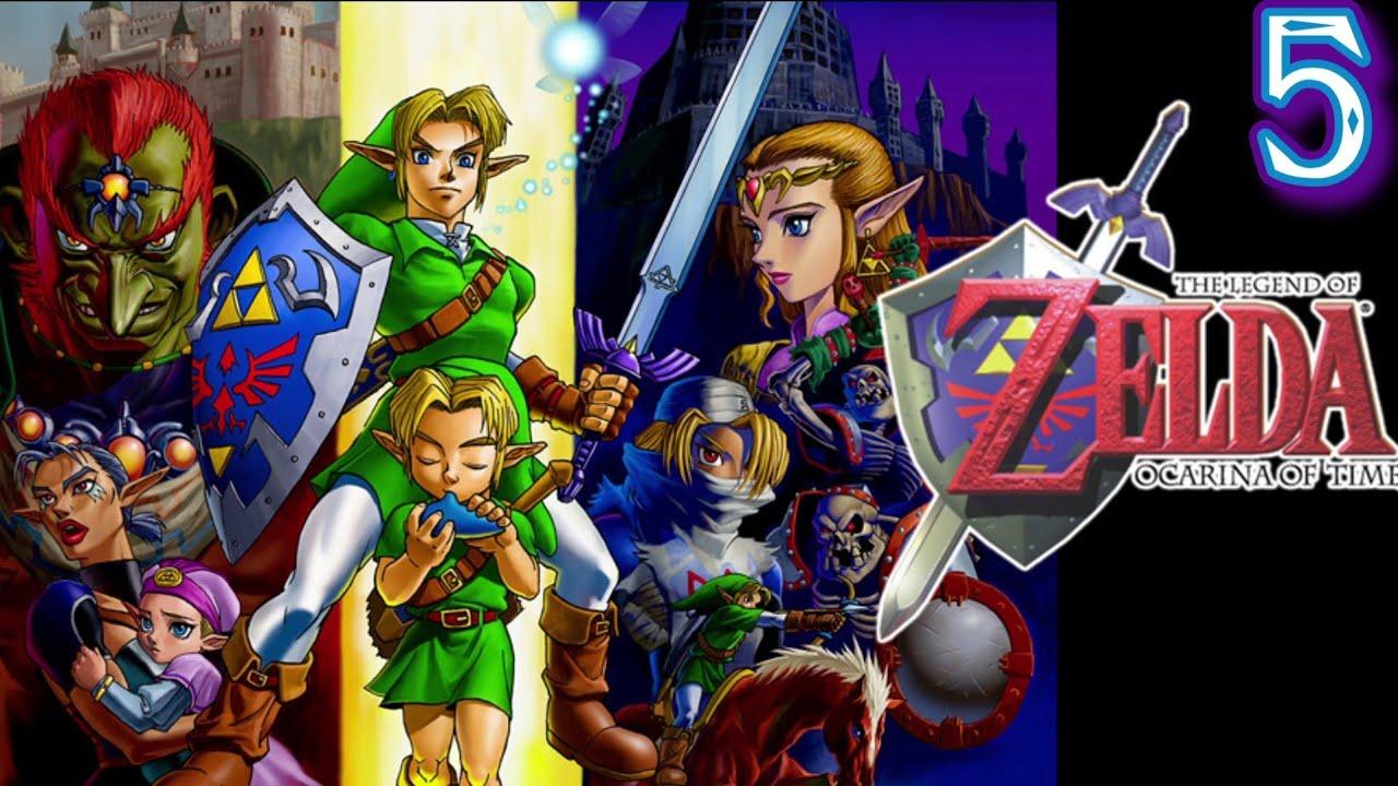 The Chat Meets Zelda, Instantly Goes Bottom Left   The Legend of Zelda: Ocarina of Time