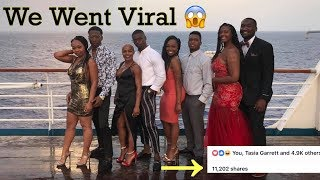 VLOG: DAY 2- Couples Trip at Carnival Paradise Cruise To Cozumel Mexico