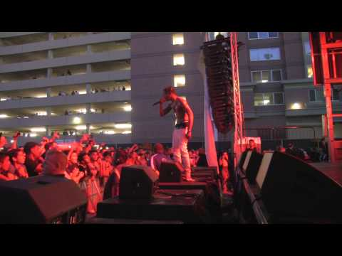 TRAVIS SCOTT - SKYFALL 3500 - LIVE @ FOOL'S GOLD DAY OFF 2015 - 8.29.2015