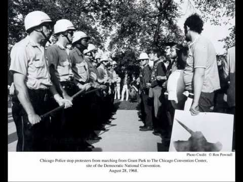 Chicago Democratic Convention of 1968