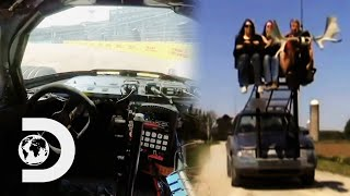 Self-Driving Race Cars & More Unusual and Hilarious Car Videos! | Wheels That Fail