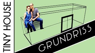 Tiny House Deutschland I Idee - Planung - Grundriss