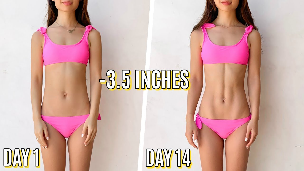 abs in 2 weeks?! i tried Chloe Tings ab workouts & it ...