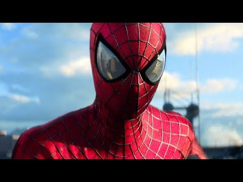 Spider-Man Fights Crime (Scene) The Amazing Spider-Man 2 (2014) Movie CLIP HD [1080p]