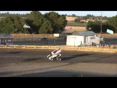 Austin Prock 9/25/13 Super 600 Lemoore Raceway