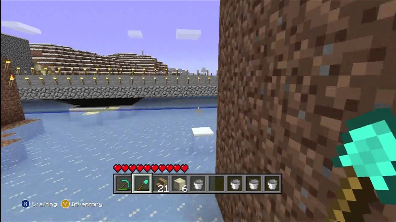 Minecraft Xbox 360 Edition Hotel Castle