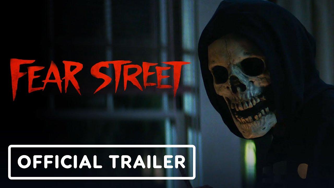 R.L. Stine's Fear Street: A Film Trilogy Event - Official Trailer (2021) Sadie Sink, Gillian Ja