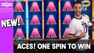 🎰 One Spin to WIN! ♠️ Aces ALL DAY ♦️ w/ Pride of Egypt 🐪 ✦ BCSlots