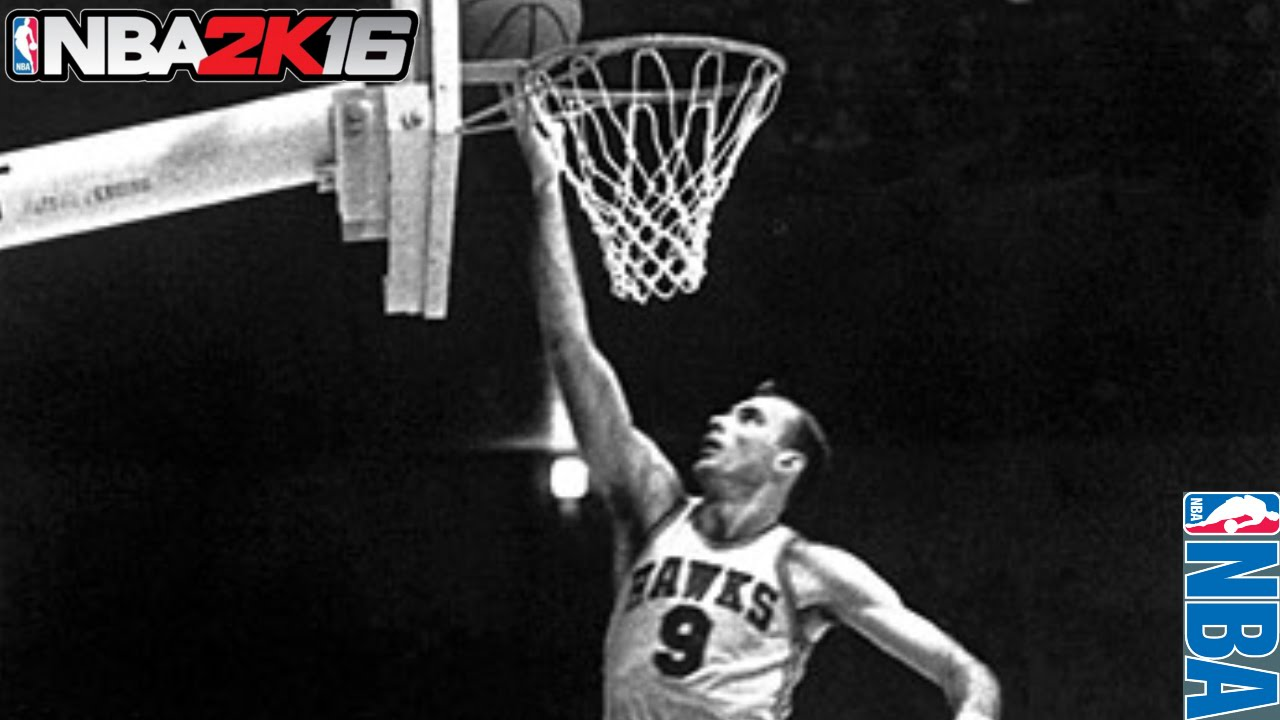 THE BEST POWER FORWARD IN THE GAME BOB PETTIT NBA 2K16 MyTeam
