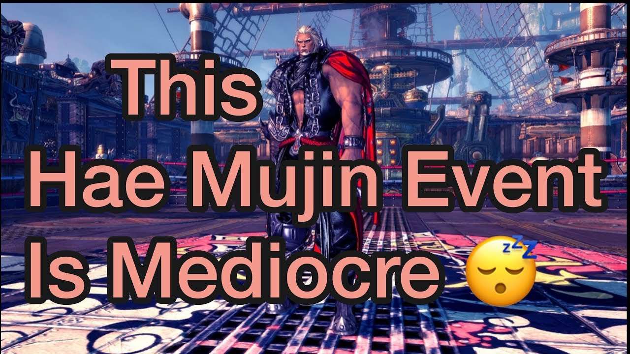 Blade and Soul - This New Hae Mujin Event Is Meh