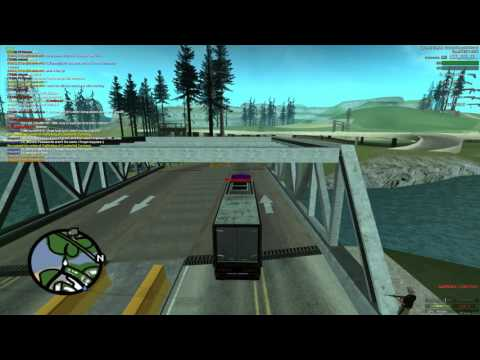MTA: San Andreas [CIT2] - Criminal Jobs: Illegal Trucking