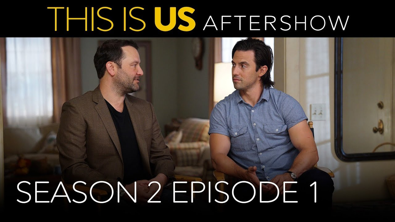 This Is Us Aftershow Season 2 Episode 1 Digital Exc
