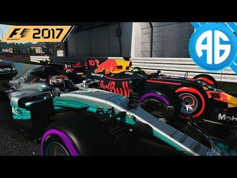 F1 2017 #104 GP DA RÚSSIA - FOI A ESTRATÉGIA CORRETA PARA A PISTA? (Português-BR)