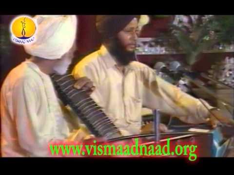 Bhai Ravinder Singh : Raag Tilang - Adutti Gurmat Sangeet Samellan 1991
