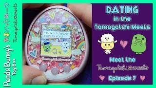Dating in the Tamagotchi Meets + Unlocking the Tama Farm Location! Episode 7 | PandaBunny