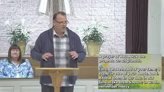 """April 11th, 2021 Rev. Stephen R. Smith - """"Same God"""" and Worship"""