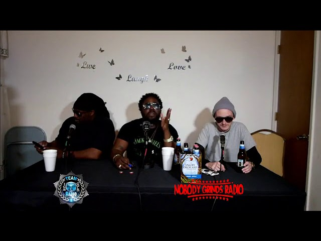 The Ice Cold Hour Part 1 Season 4 Episode 45 Special Guest 2 Slik