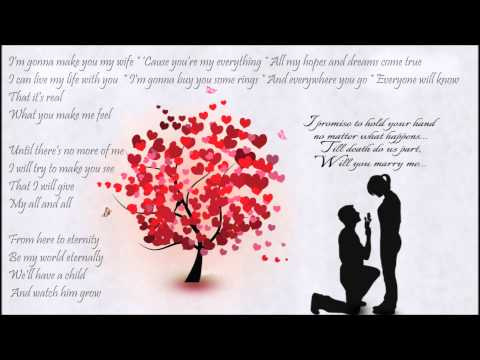 I'm Gonna' Make You My Wife  ♥💐♥  The Whispers