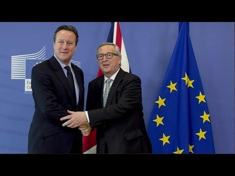 #UKinEU: UK referendum - new settlement for UK in EU
