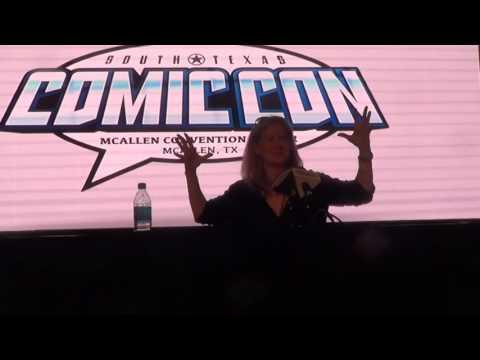 South Texas Comic Con 2016 - Veronica Taylor Q&A (Pt.3)