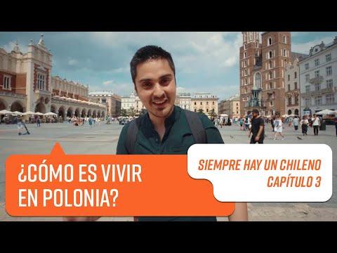 Capítulo 3: Varsovia, Polonia | Siempre hay un chileno 2020