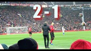 Manchester Utd v Brighton   Premier League   Old Trafford Jan 2019