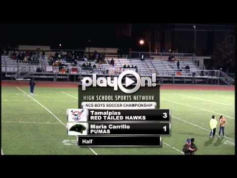 Soccer - Tamalpais vs. Maria Carrillo