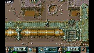 The Chaos Engine (Amiga) speedrun 28:13