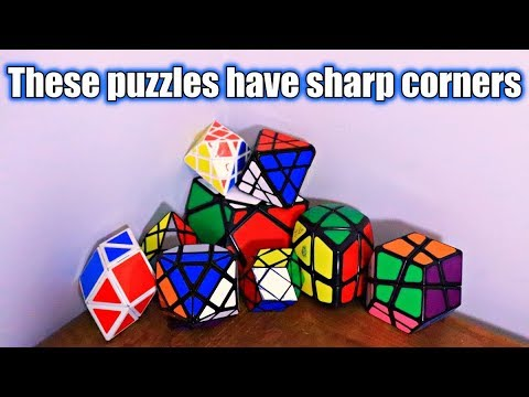Pointy Puzzles Unboxing | SpeedCubeShop