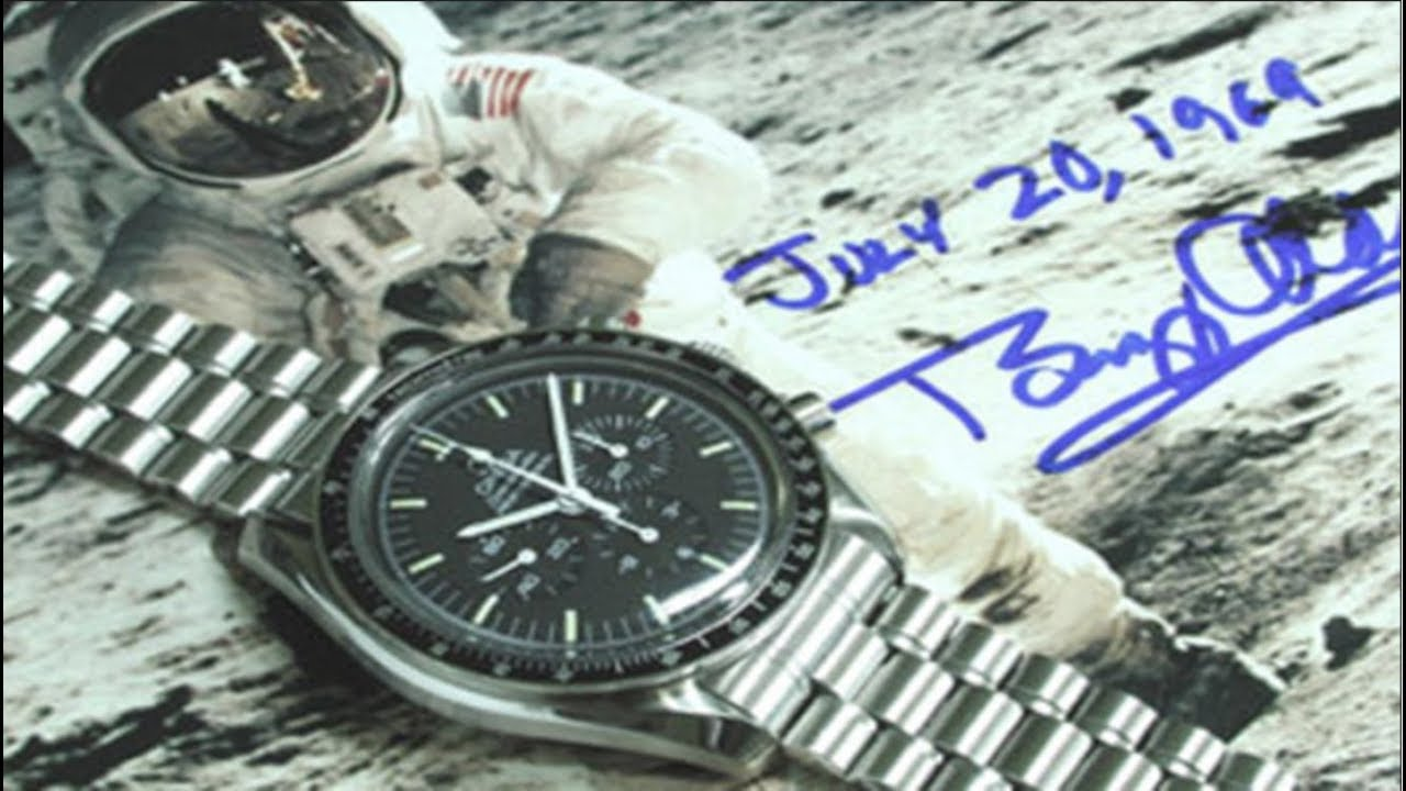 Who Has Buzz Aldrin S Omega Speedmaster Moonwatch Youtube