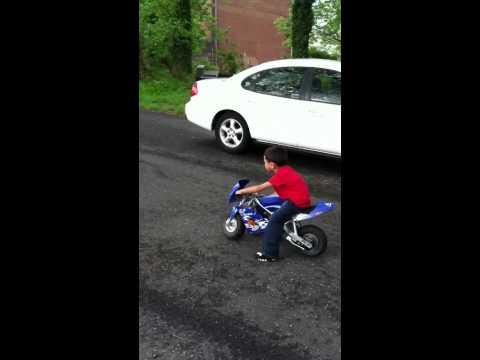 Lil jon jon riding