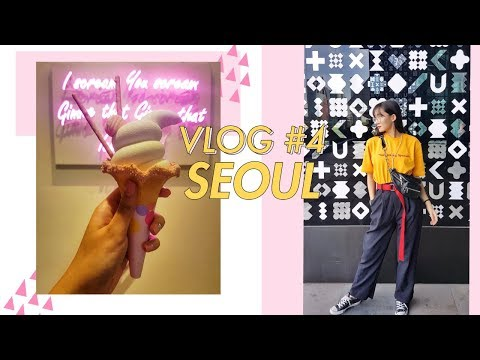 """IN SEOUL"" VLOG#4 (SMTOWN COEX, SMTOWN MUSEUM, CAFE…)"